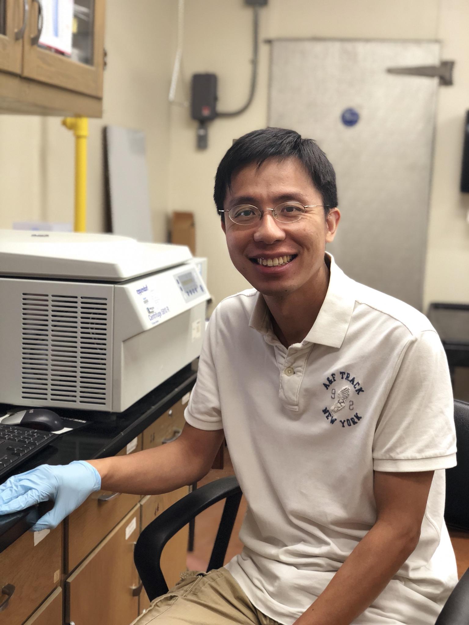 Dr. Fu-Cheng  Liang