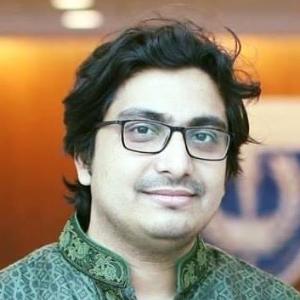 Dr. Saikat Das